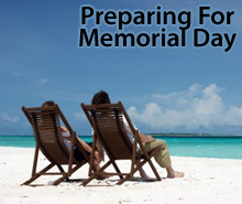 Planning For A Memorial Day Closing