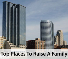 The Top 10 Cities In Which To Raise A Family