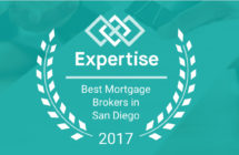 Transparent Mortgage Named One of the Top 17 San Diego Mortgage Brokers!
