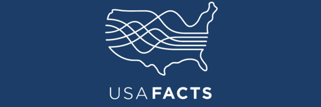 How USAFacts is Trying to Create Transparency on a National Level