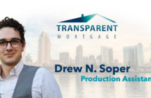 Meet Drew N. Soper, Production Assistant at Transparent Mortgage