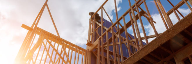 New Home Construction Numbers Back on the Rise in October