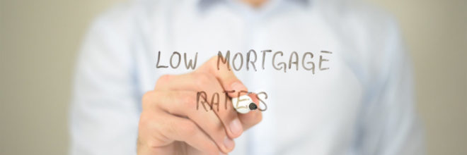 Low Mortgage Rates Drive a Flurry of Summer Activity