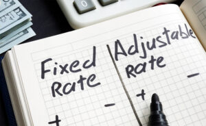 Pros and cons of fixed-rate vs. adjustable-rate mortgage (ARM)