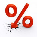 Falling Mortgage Rates Pic