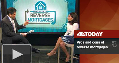 Reverse Mortgages : Pros And Cons