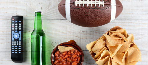 One of the Joys of Owning a Home: Throwing a Super Bowl Party the way YOU want it